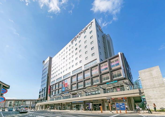 ホテルサンルート長野 写真1