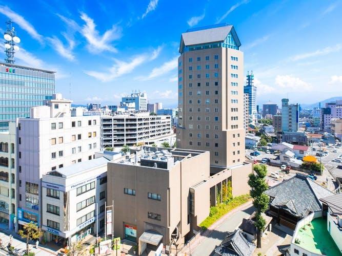 ホテルJALシティ長野 写真1