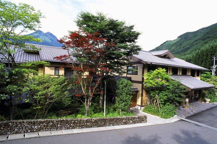 柚富の郷 彩岳館 写真1