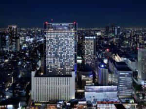 品川プリンスホテル イーストタワー 写真