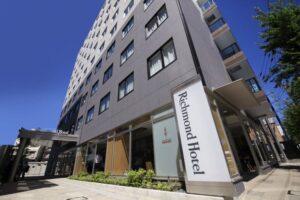 リッチモンドホテル名古屋新幹線口 写真
