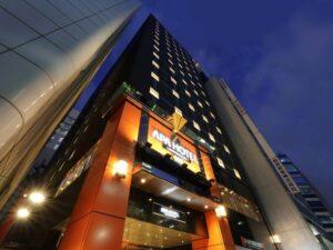 アパホテル〈名古屋栄北〉 写真
