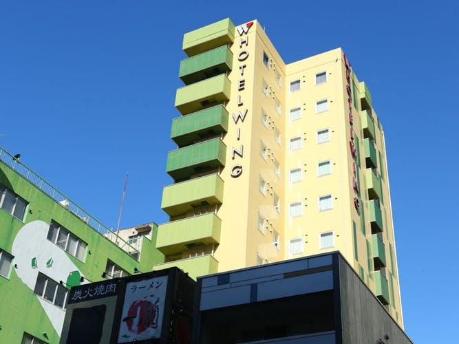 ホテルウィングインターナショナルセレクト名古屋栄 写真1