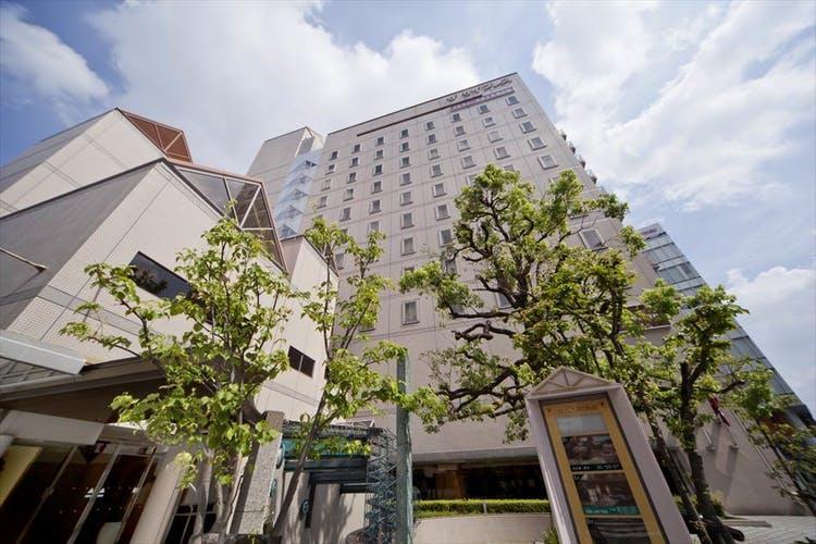 ザ サイプレス メルキュールホテル 名古屋 写真1