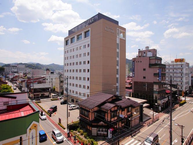スパホテルアルピナ飛騨高山 写真1