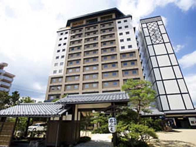 飛騨花里の湯 高山桜庵 写真1
