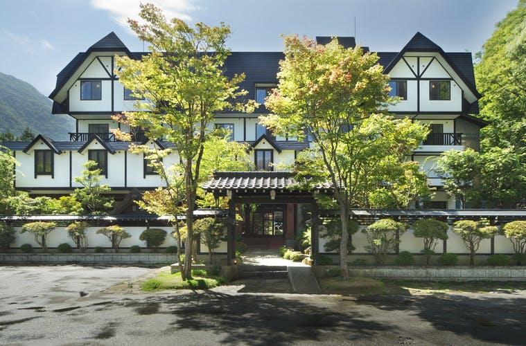 穂高荘 山のホテル 写真1