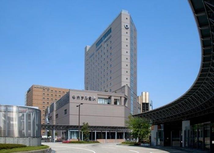 ホテル金沢 写真1