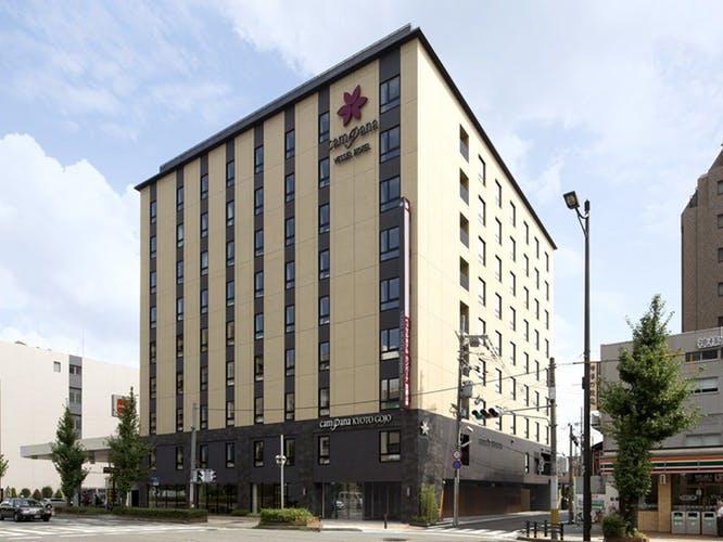 ベッセルホテルカンパーナ京都五条 写真1