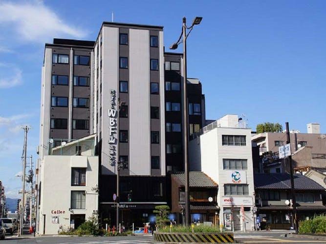 ホテルWBF五条大宮 写真1