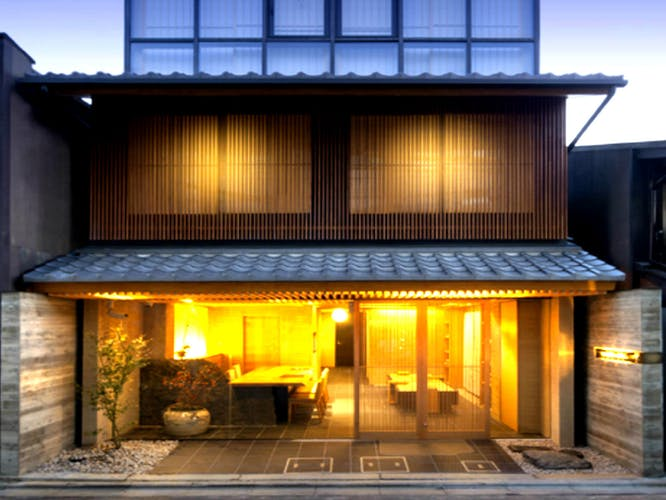 THE HOTEL KIYOMIZU 祇園 写真1