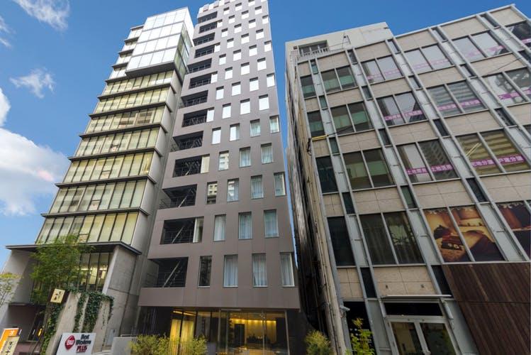ベストウェスタンプラスホテルフィーノ大阪北浜 写真1