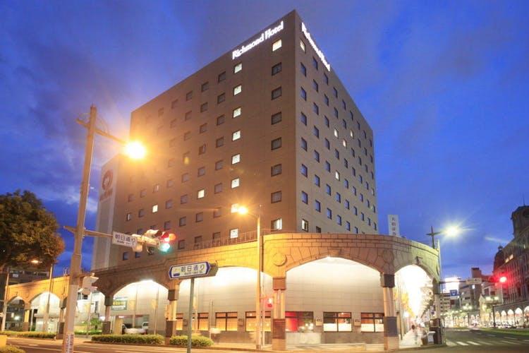 リッチモンドホテル鹿児島金生町 写真1