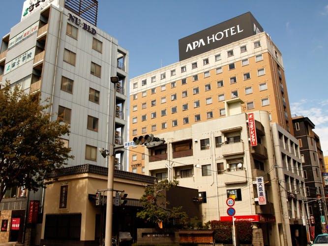 アパホテル〈鹿児島中央駅前〉 写真1