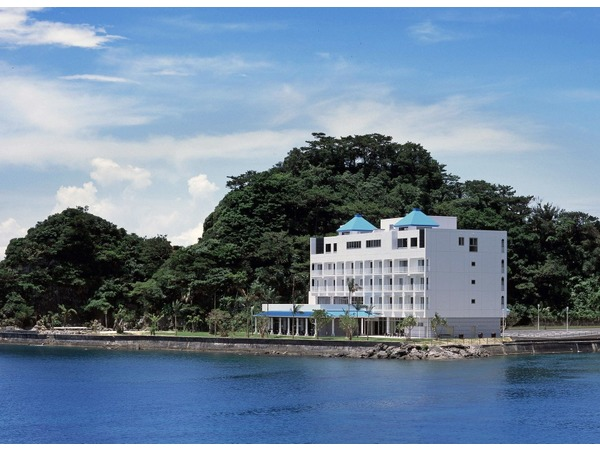奄美 山羊島ホテル 写真1