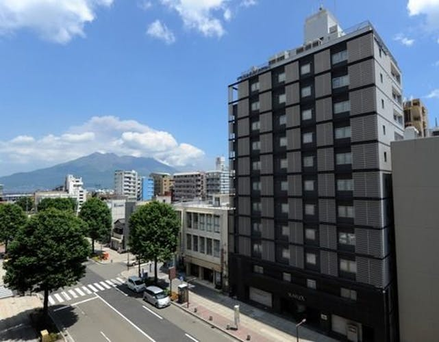 ホテルサンフレックス鹿児島 写真1