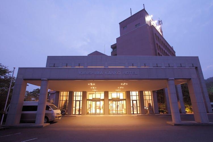 霧島観光ホテル 写真1