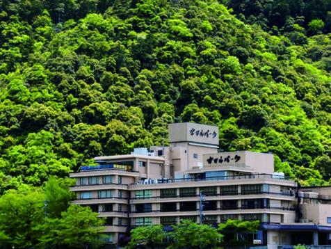 長良川温泉 ホテルパーク 写真1