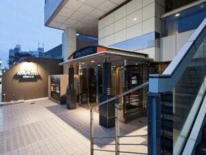 アパホテル〈熊本交通センター南〉 写真