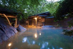 黒川温泉 旅館 山河 写真