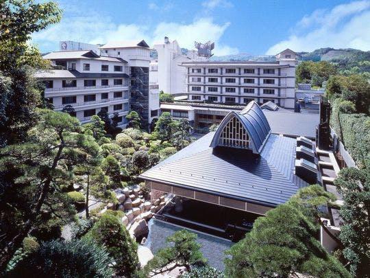 玉造グランドホテル長生閣 写真1