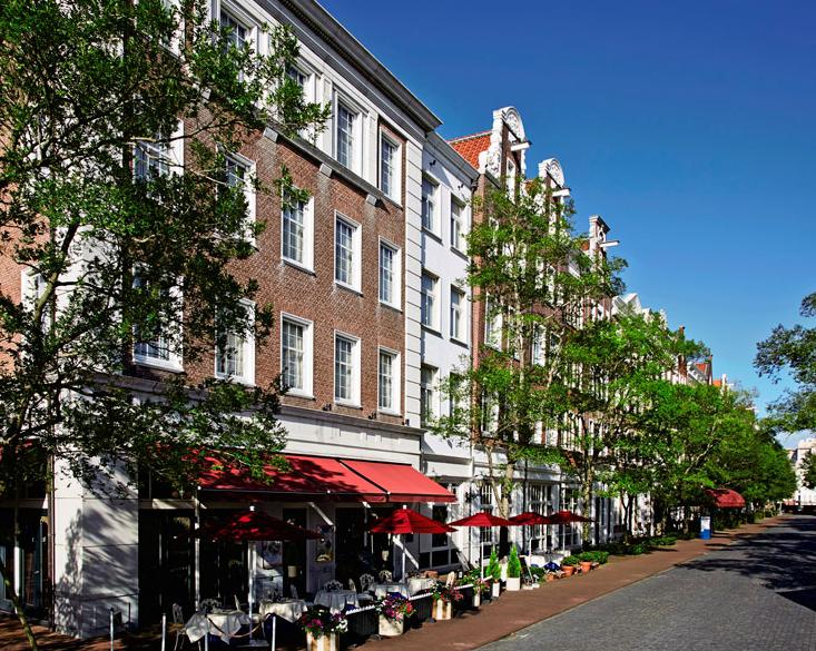 ホテルアムステルダム 写真1