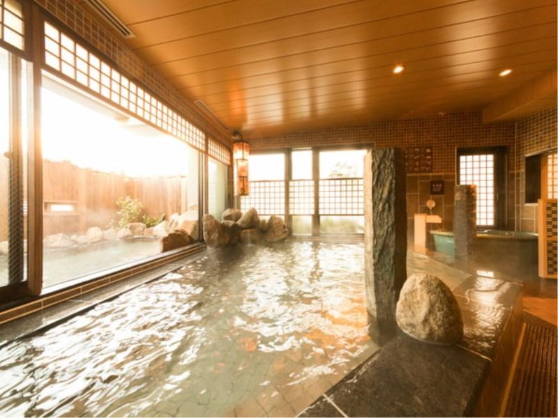 天然温泉 石手の湯 ドーミーイン松山 写真1