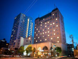 アパホテル〈松山城西〉 写真