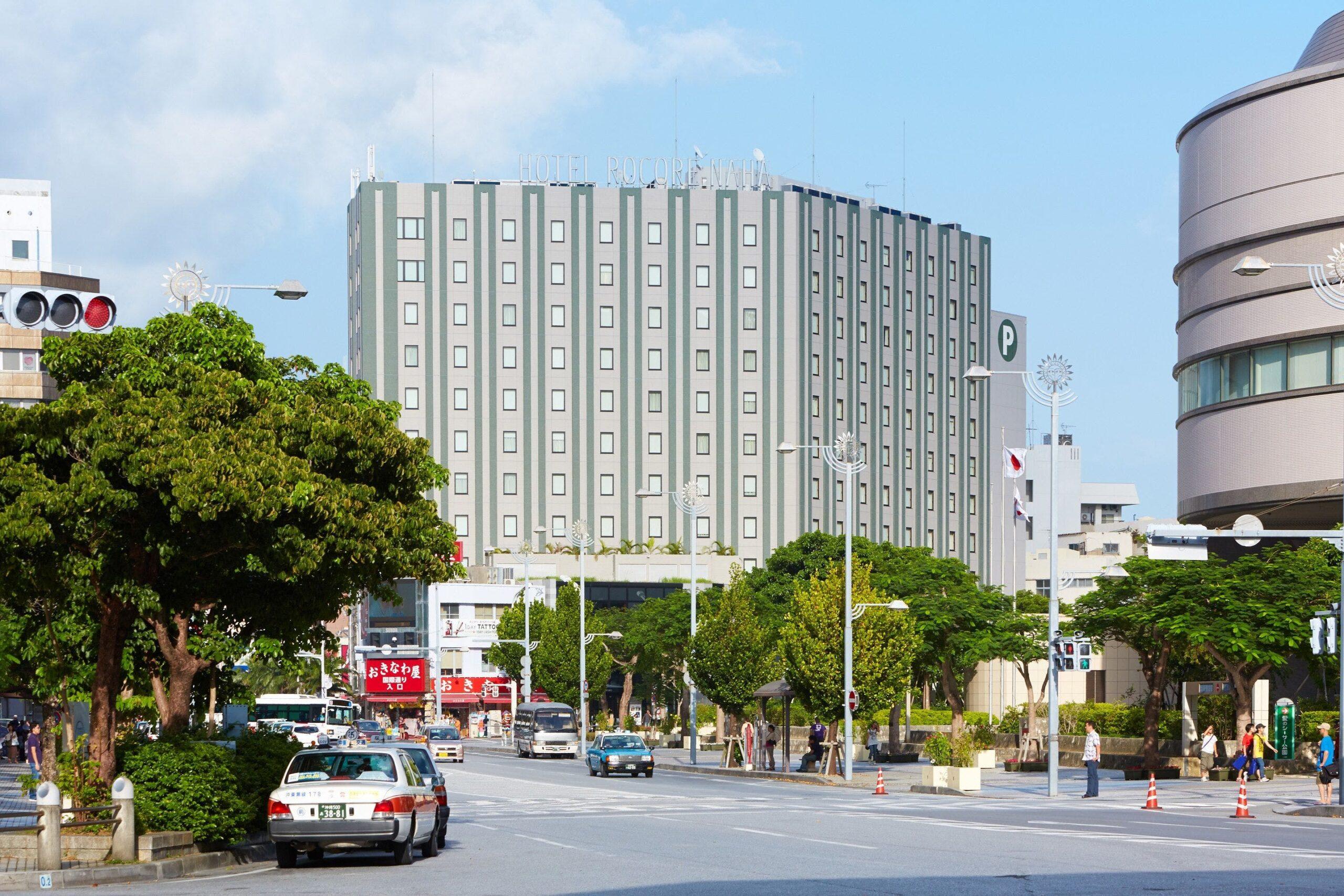 ホテル ロコア ナハ 写真1