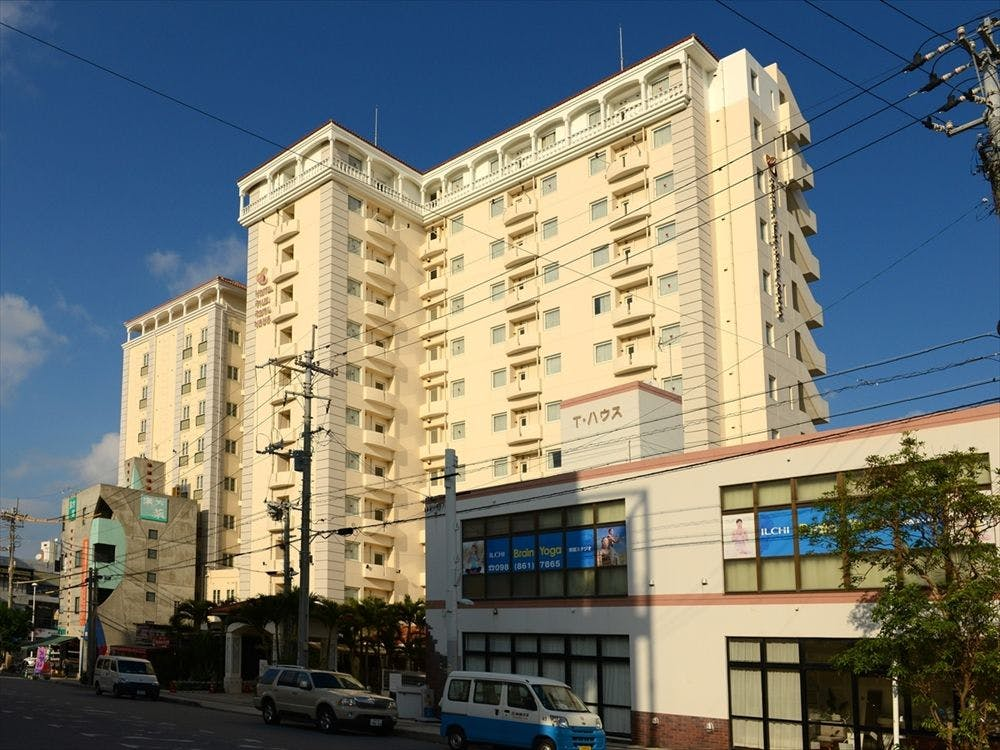 ホテルパームロイヤル NAHA 国際通り 写真1