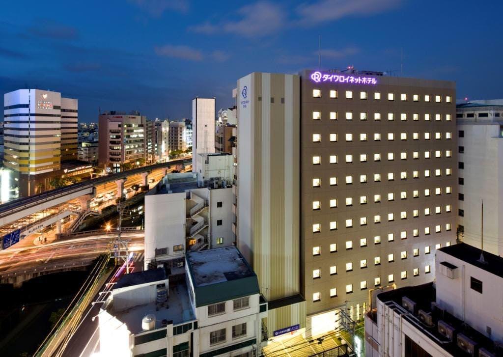ダイワロイネットホテル沖縄県庁前 写真1