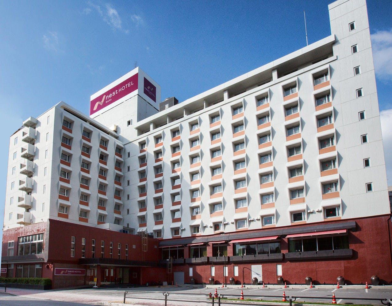 ネストホテル那覇 写真1