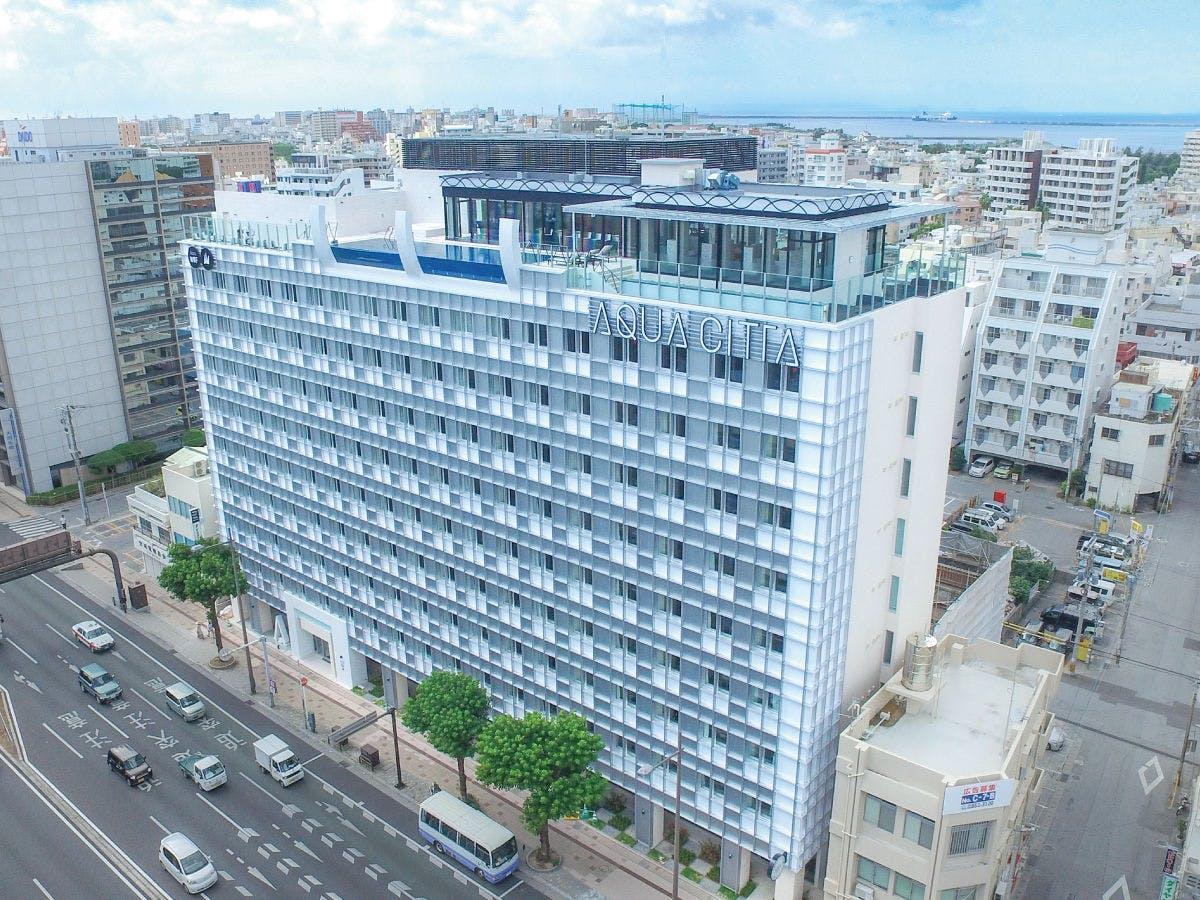 ホテルアクアチッタナハ by WBF 写真1