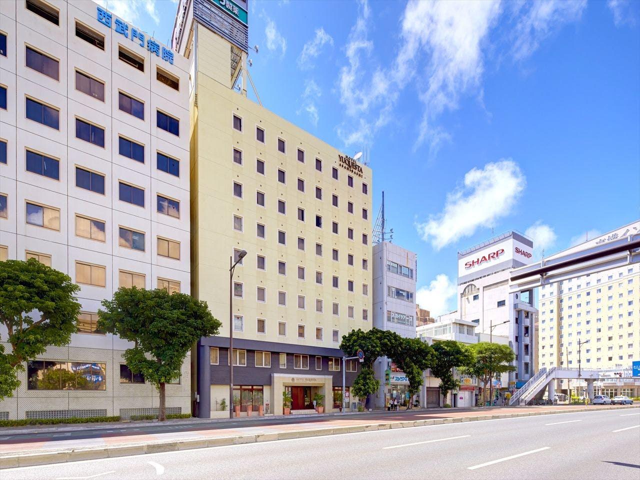 ホテルユクエスタ旭橋 写真1