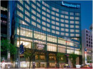 ホテルレオパレス博多 写真