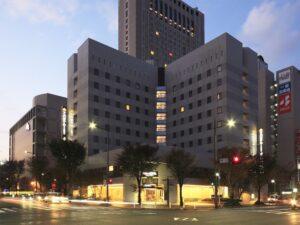 アパホテル〈小倉駅前〉 写真