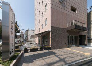 ホテルWBF福岡天神南 写真