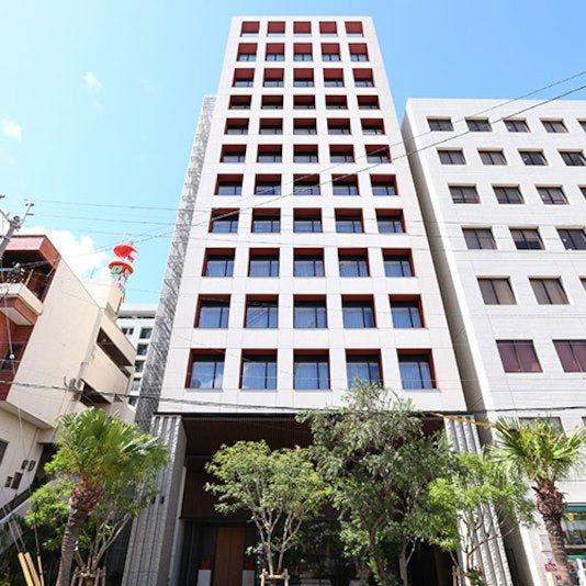 アルモントホテル那覇県庁前 写真1