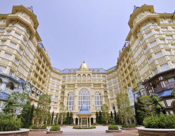 東京ディズニーランド®ホテル 写真1
