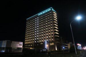 ホテルルートイン仙台東 写真