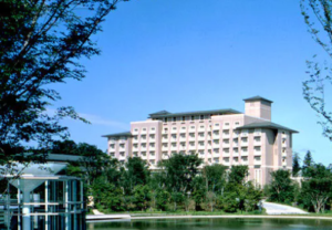 オークラ アカデミアパーク ホテル 写真