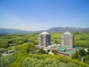 ホテルエピナール那須  那須高原随一の広さを誇る温泉大浴場&露天風呂! 写真
