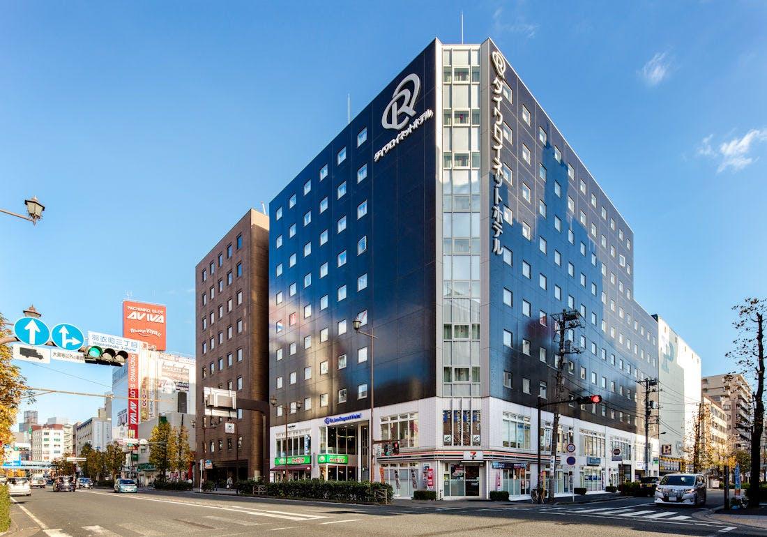 ダイワロイネットホテル横浜関内 関内駅北口より徒歩約3分 写真1