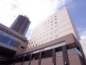 JR東日本ホテルメッツ 横浜鶴見  JR鶴見駅東口から60秒。 写真