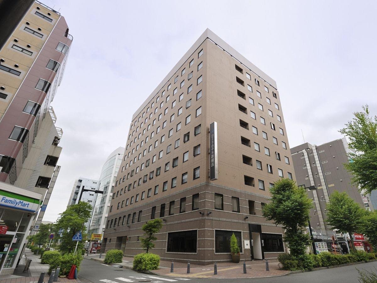 コートホテル新横浜 写真1