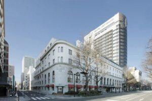 ホテルニューグランド  日本を代表するクラシックホテル 写真