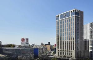 横浜ベイシェラトン ホテル&タワーズ 写真