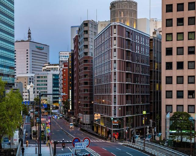 ホテルリソル横浜桜木町  2019年3月OPEN。 写真1