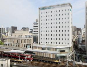 京急EXイン京急川崎駅前   京急川崎駅直結・徒歩1分 写真