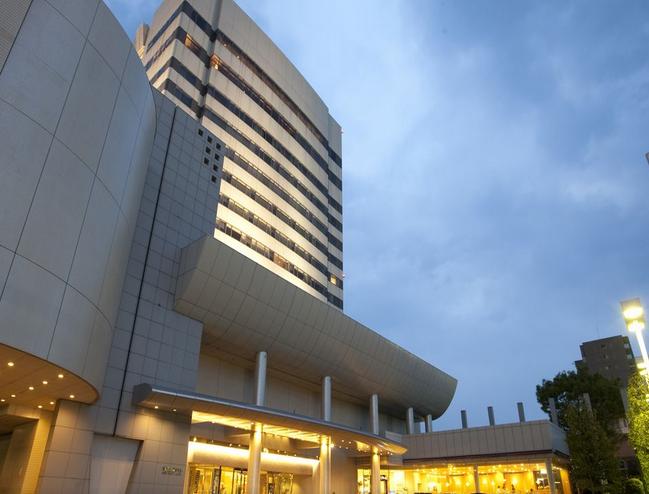 甲府 記念日ホテル(旧:甲府富士屋ホテル) 写真1